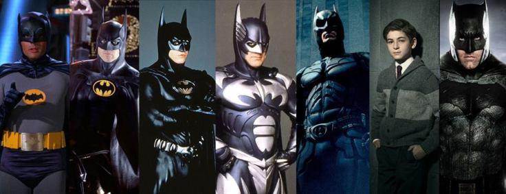 batman atores
