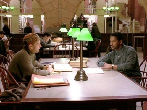 philadelphia-movie-library-scene
