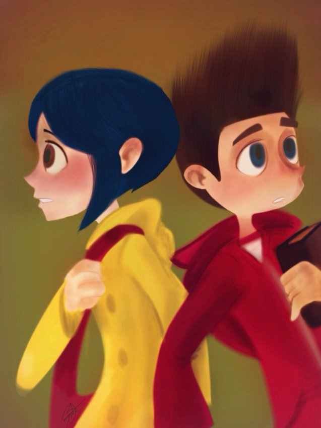 coraline_and_paranorman_redrawn_by_syperpepperoni-d7fpvv6