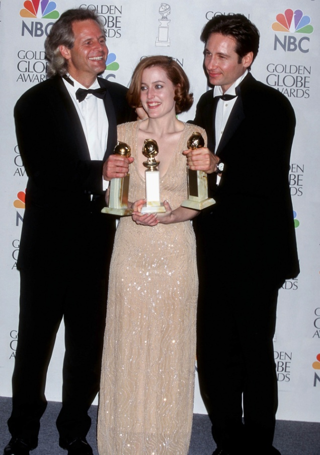 54th Annual Golden Globe Awards - Press Room
