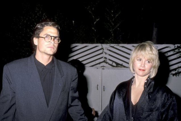 Dirty Dancing Hollywood Premiere Party - February 11, 1989