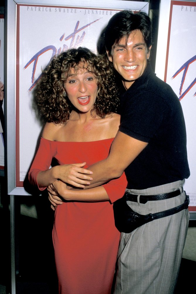 "Premiere of ""Dirty Dancing"""