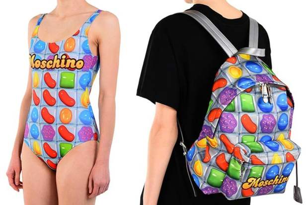 moschino candy crush