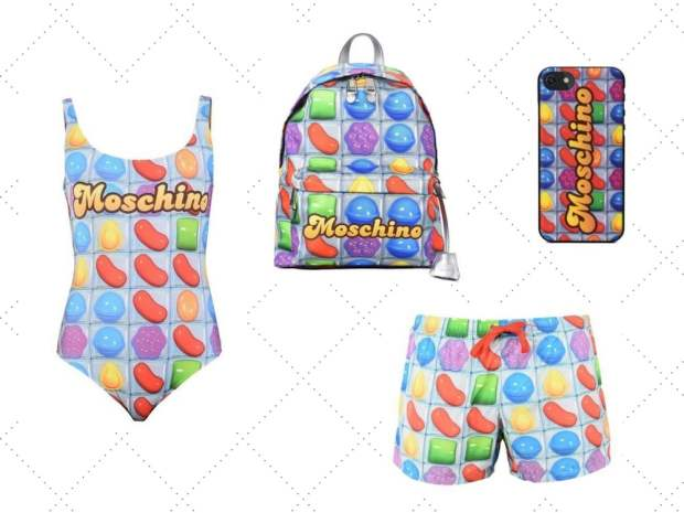 moschino candy crush2