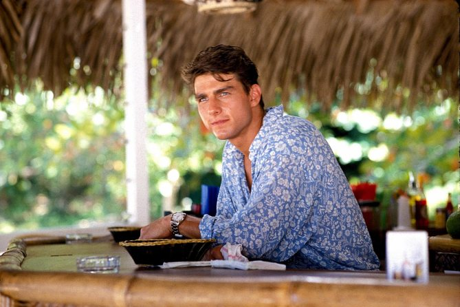 COCKTAIL, Tom Cruise, 1988, (c) Buena Vista/courtesy Everett Collection