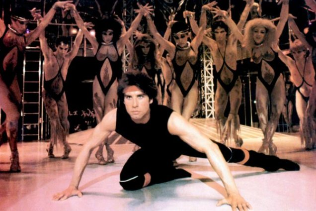 STAYING ALIVE, John Travolta, 1983, © Paramount/courtesy Everett Collection