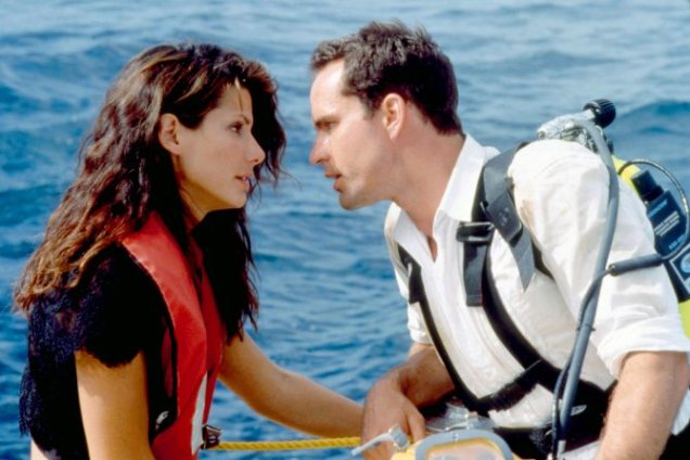 SPEED 2: CRUISE CONTROL, Sandra Bullock, Jason Patric, 1997. TM and Copyright © 20th Century Fox Fil
