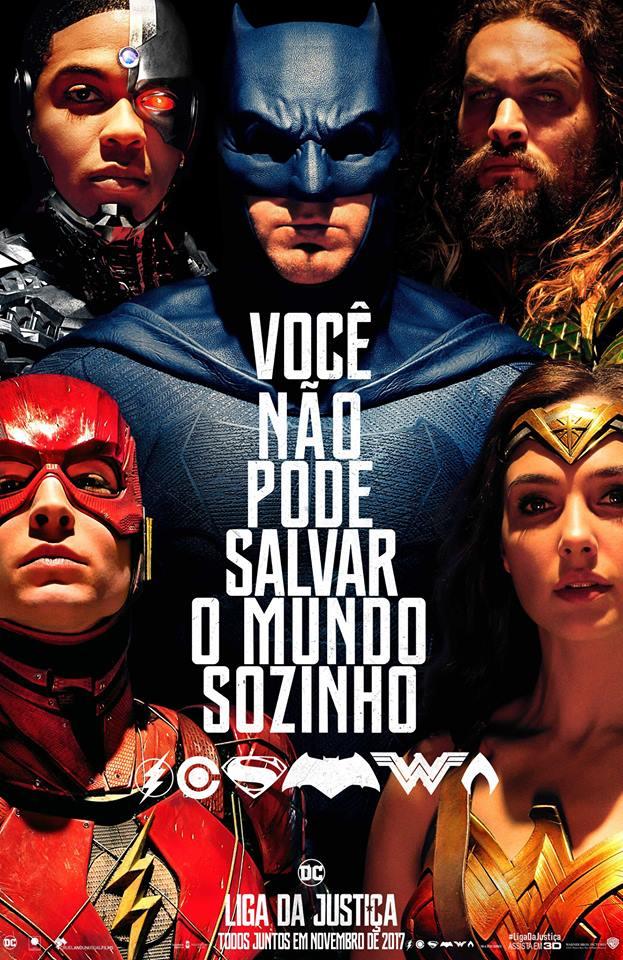poster liga brasil