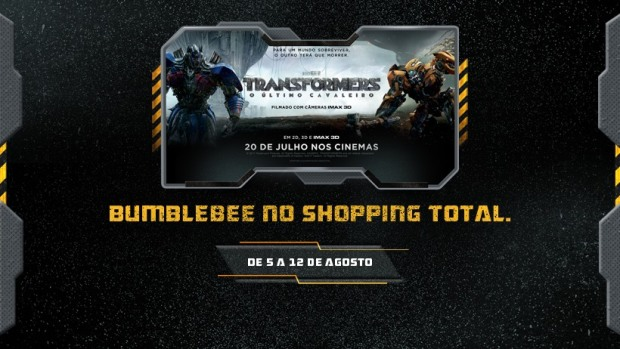 bumblebee shopping total