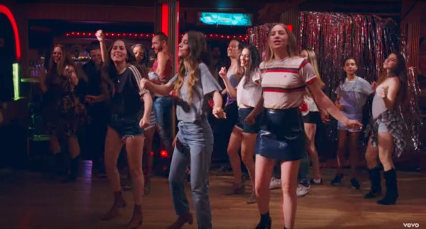 haim-little-of-your-love-video