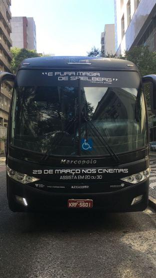 Foto ônibus - 1