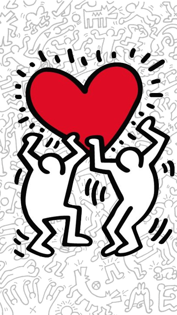 keith-haring-wallpaper1