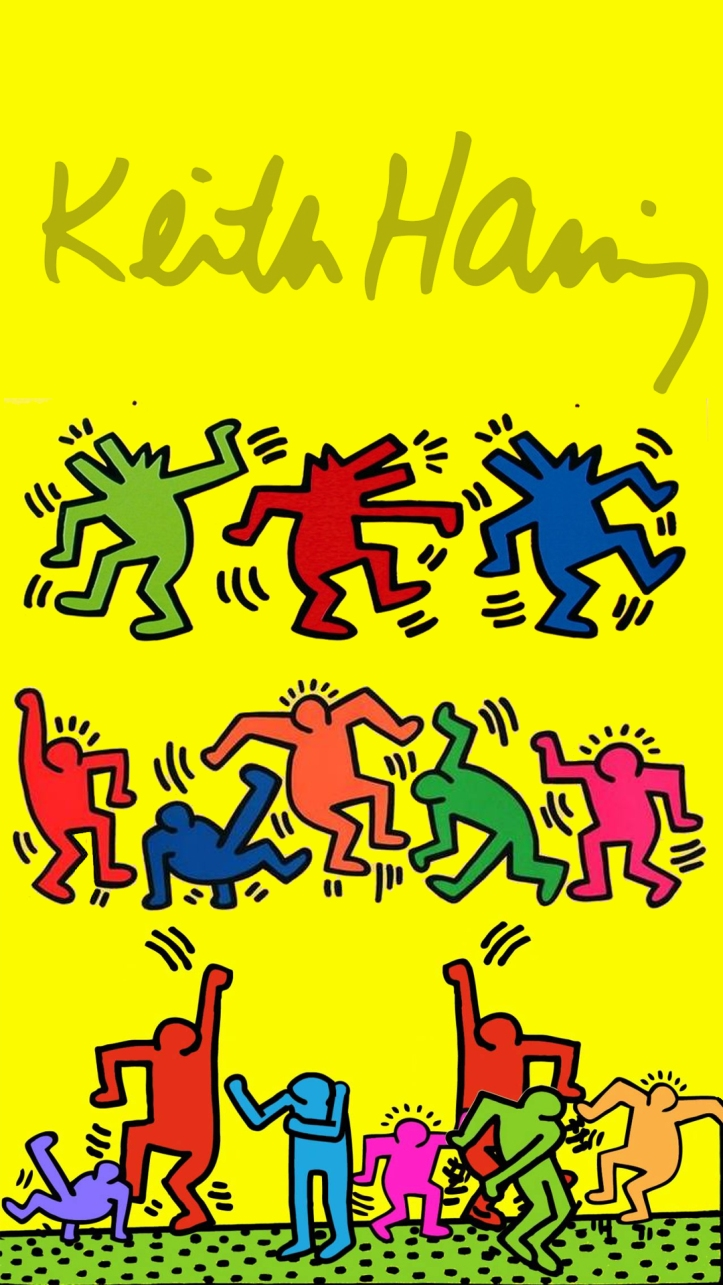 keith-haring-wallpaper6