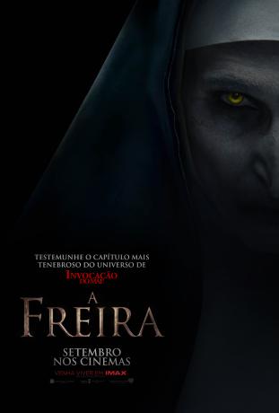 A Freira - Poster Teaser.png