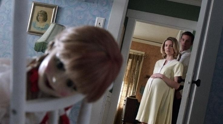 Crítica: Annabelle (2014) - Sessão do Medo