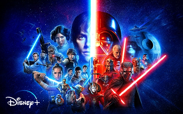 Star Wars / Reprodução: Disney +